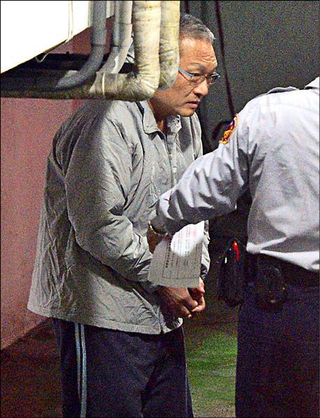 台北監獄人員爆料,指東森國際前董事長王令麟數月前在晚點名時鬧房,舍房主管上報後,王沒被處分、反而主管被調走,讓基層同仁都看不下去,直呼沒看過這麼囂張的受刑人。(資料照)