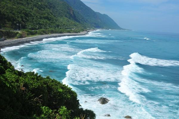 海岸管理法初審通過,未來海岸保護區將分級管理,違法開發將開罰。(記者花孟璟攝)