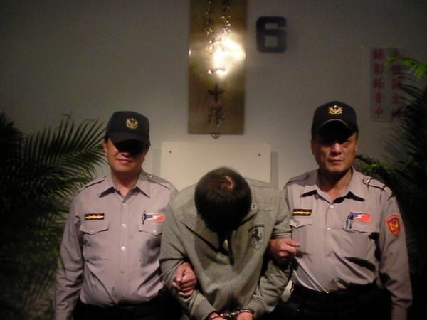 高姓男子訊後被依毒品罪嫌移送法辦。(記者姜翔翻攝)