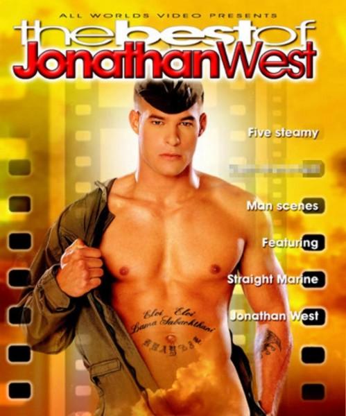有著健壯體格的喬納森,過去曾是知名限制級電影演員。(圖:《紐約每日新聞》)