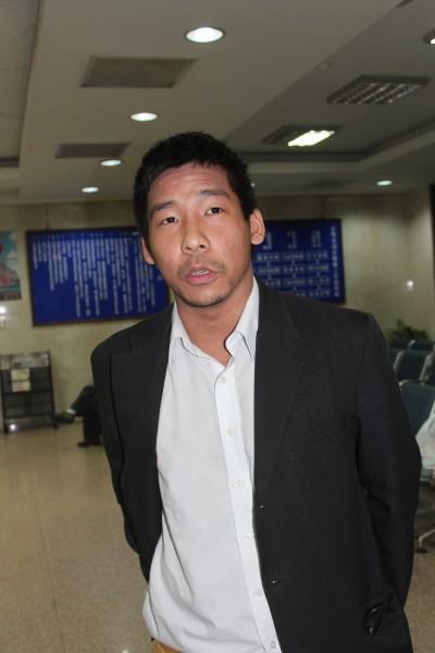 台北市議員候選人王奕凱落選,選後他在臉書上發表感言,稱未來也將繼續在公民的位置上,繼續監督政治人物及追打賣台的人。(資料照,記者陳慰慈攝)