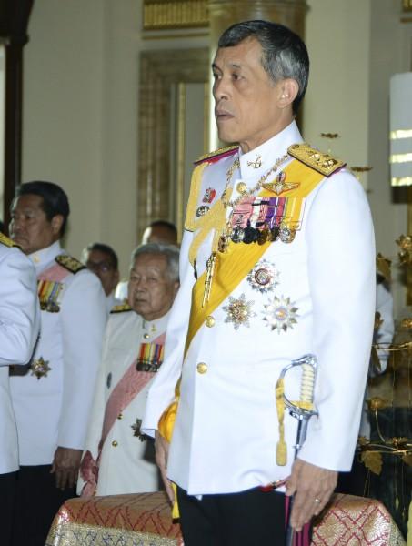 泰國王子妃娘家傳出貪汙案,遭王室取消王室姓,外傳泰國王儲與妻早已分居,這次更被解讀為是為離婚做準備。(歐新社)