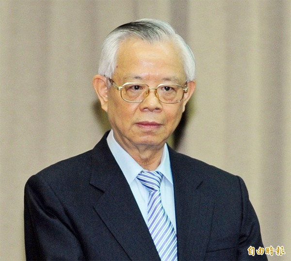 中央銀行總裁彭淮南。(資料照,記者羅沛德攝)
