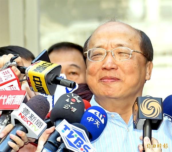 台中市長胡志強。(資料照,記者廖耀東攝)
