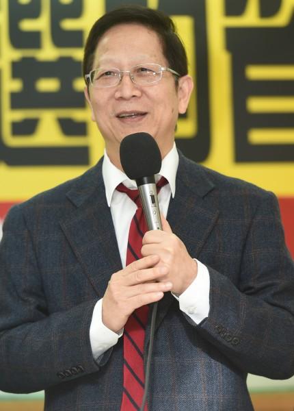 世新大學教授彭懷恩認為馬英九應該釋放陳水扁,因為關夠了。(記者張嘉明攝)