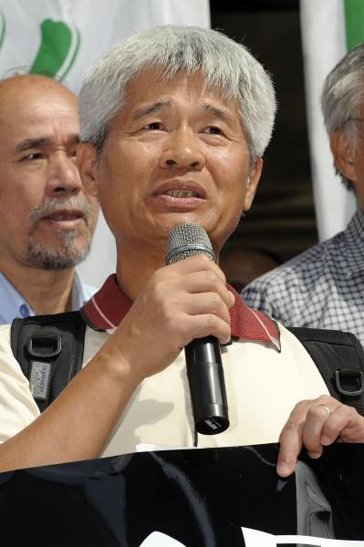 台教會會長呂忠津指出,馬英九在2005年就宣示要將國民黨產歸零,但這項承諾卻不斷跳票,國民黨應將早年涉及強取豪奪的黨產歸還給國家,還財於民。(資料照,記者陳志曲攝)