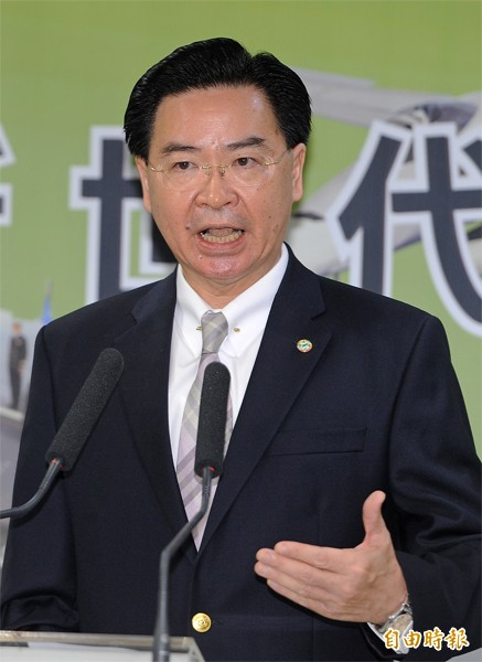 民進黨秘書長吳釗燮。(資料照,記者廖振輝攝)
