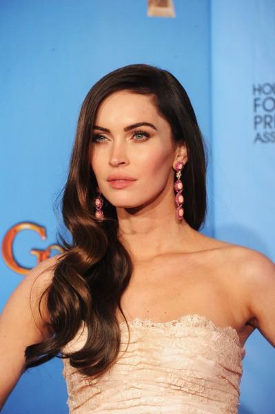 曾被譽為「百大性感美女」第一名的美國女星梅根‧福克斯(Megan Fox)對於出演《美少女戰士》真人電影版感到相當有興趣。(圖自法新社)