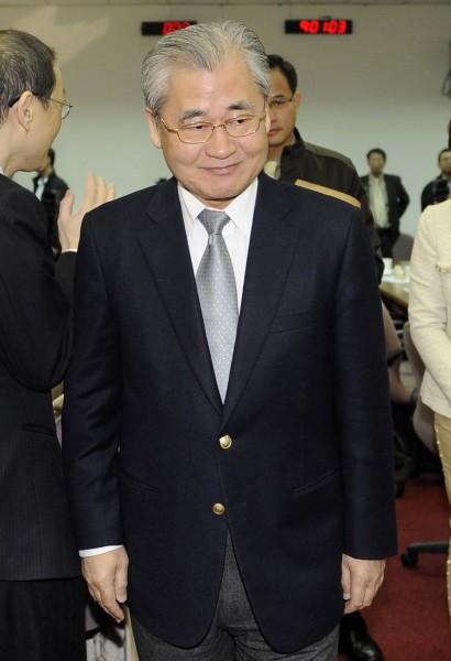 總統府宣布新行政院院長由原副院長毛治國擔任,引發外界質疑。(資料照,記者陳志曲攝)