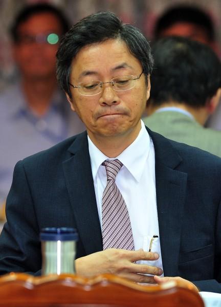 科技部長張善政獲邀擔任副閣揆。(資料照,記者簡榮豐攝)