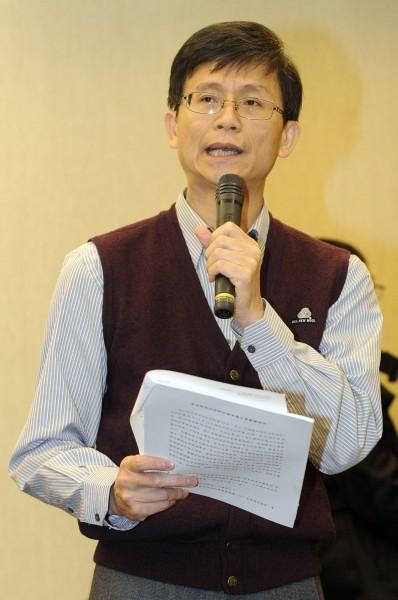 身兼柯文哲市政顧問的律師詹順貴不滿表示,柯若再對影響環境的議題作隨意發言,他就會辭去市政顧問職務。(資料照,記者陳志曲攝)