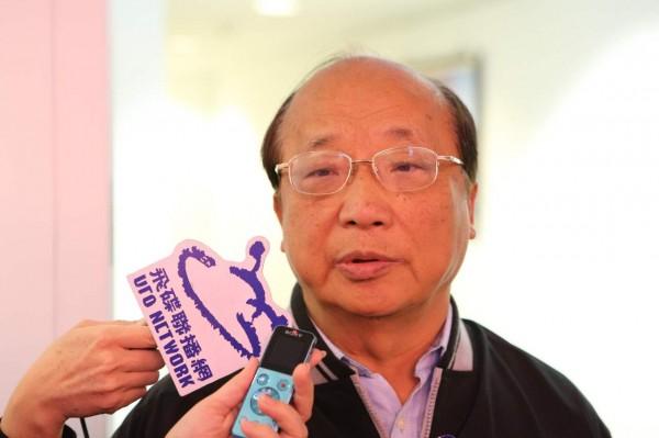 台中市長胡志強說,不能因為個人修改制度,否則若內閣總理出問題,難道要再改回總統制?(資料照,記者唐在馨攝)