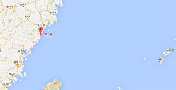 (圖擷取自 Google 地圖)