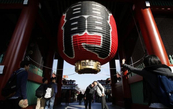 淺草寺是國人赴日必去的旅遊景點。(路透)