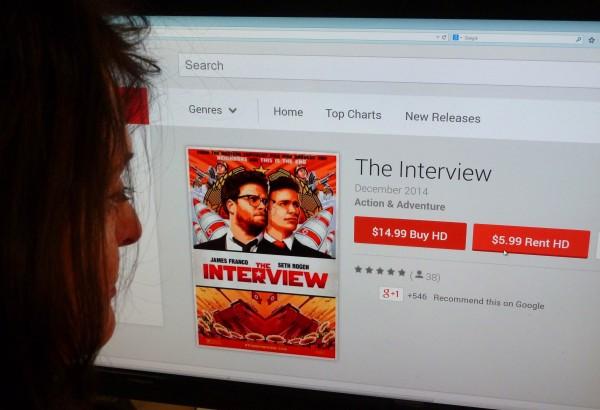 索尼影業表示,《名嘴出任務》在台灣時間25日凌晨2時起,已可在YouTube Movies、Google Play、微軟Xbox Video 等數位平台進行線上租看或購買。(法新社)