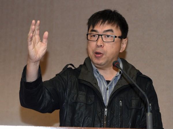 段宜康認為,在當選後姚立明公開講這件事很傷人,還製造了爭議。(資料照,記者王敏為攝)