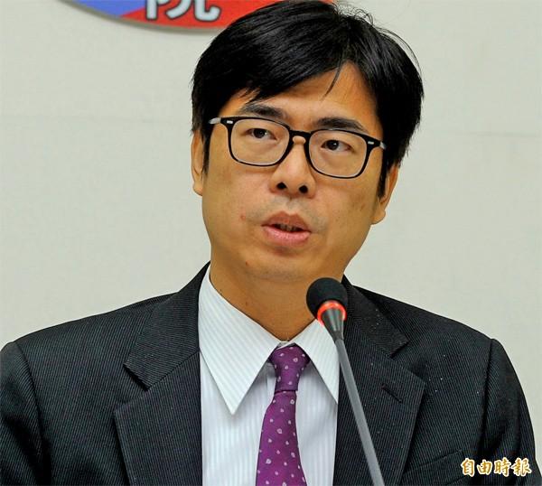 民進黨立委陳其邁。(資料照,記者王敏為攝)