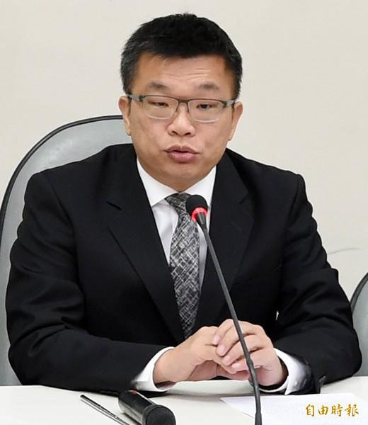 民進黨立委蔡其昌。(資料照,記者羅沛德攝)