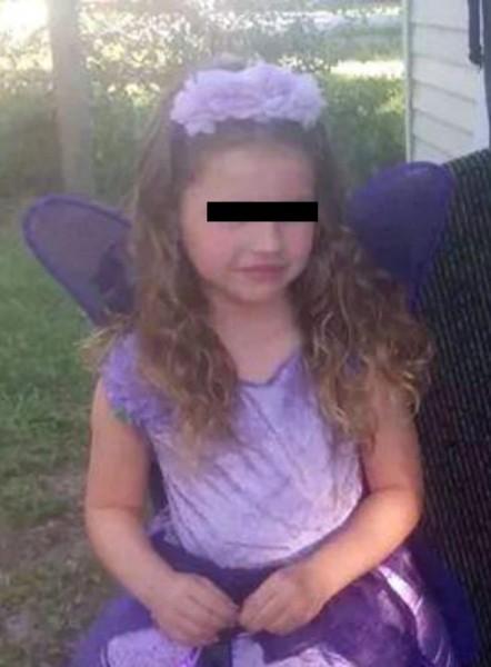 美國5歲女童遭親生父親從橋上丟下身亡。(圖擷取自《紐約每日新聞》)