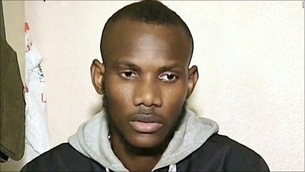 現年二十四歲、來自馬利的巴提利(Lassana Bathily)。(圖取自網路)