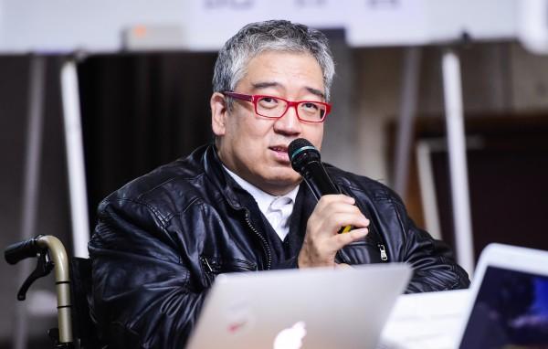 大塊文化董事長郝明義回憶施寄青,稱她是「一生的實踐者」。(資料照,記者王文麟攝)