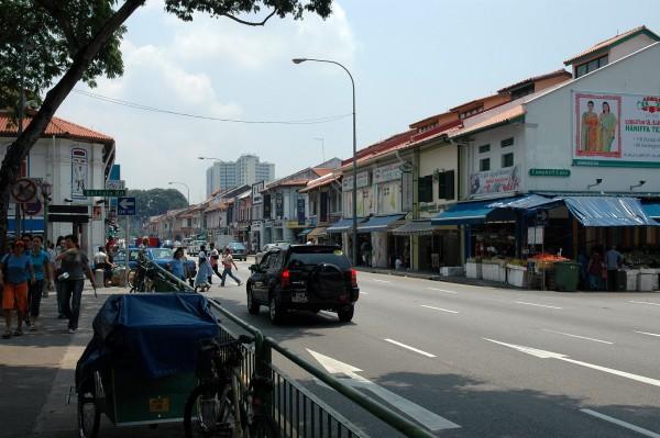 新加坡「小印度」去年發生暴亂,由於星國政府認為酒精是暴亂起因之一,去年4月起在小印度施行禁酒令。(圖片擷取自維基百科)