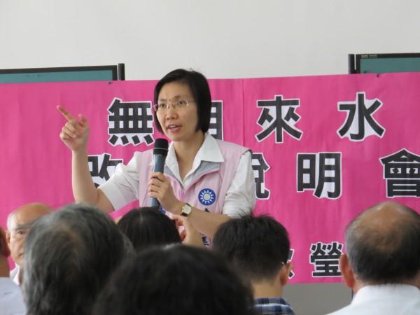 國民黨立委將少一席!新竹縣立委徐欣瑩晚間受訪表示,她決定退出國民黨,未來也不會加入民進黨。(資料照,記者蔡孟尚攝)
