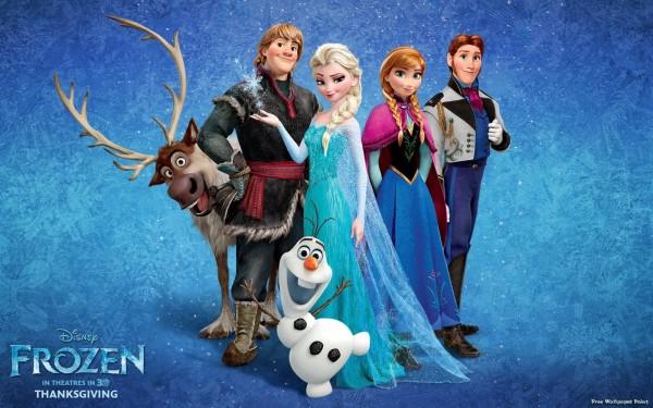 《冰雪奇緣》在日本票房達254億日圓(約新台幣67億),佔了日本總票房約12.3%。(寬宏藝術提供)