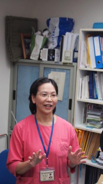 台北市長市長辦公室主任蔡壁如最近接受專訪時,說出「哭著走人的小秘書」為何調離現職的真相。(資料照,記者蔡亞樺攝)