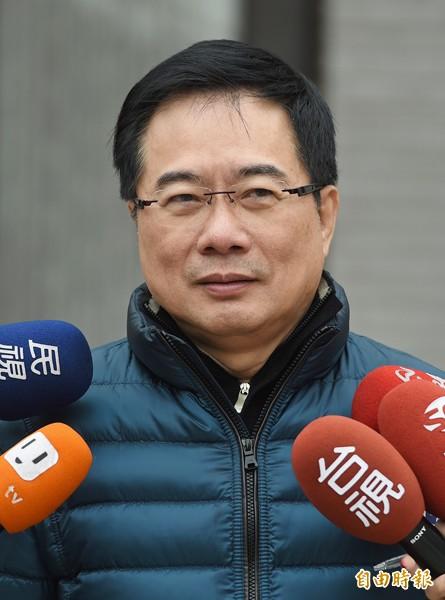 國民黨立委蔡正元。(資料照,記者廖振輝攝)
