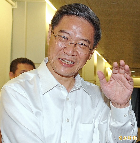 中國國台辦主任張志軍。(資料照,記者朱沛雄攝)