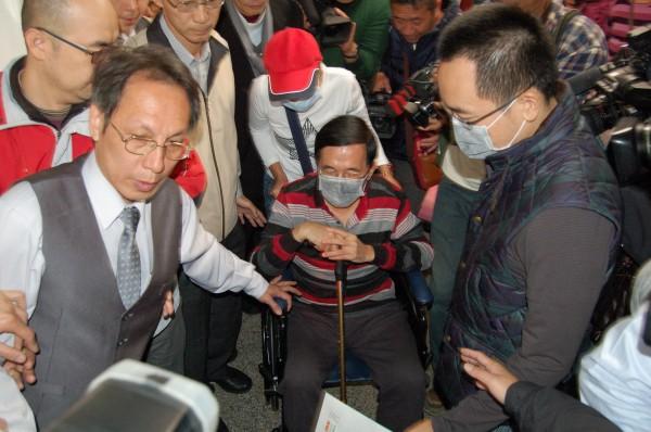 高雄長庚籌組跨領域醫療團隊,建議讓前總統陳水扁繼續保外就醫。(資料照,記者楊金城攝)