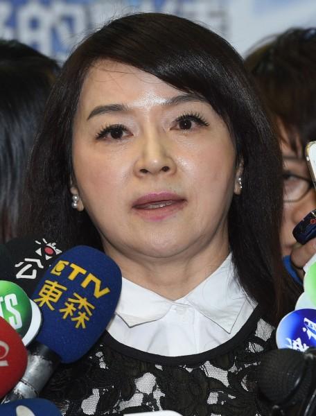 資深媒體人周玉蔻去年控告連勝文誹謗,台北地檢署今天偵結,決定不起訴連勝文。(資料照,記者王敏為攝)