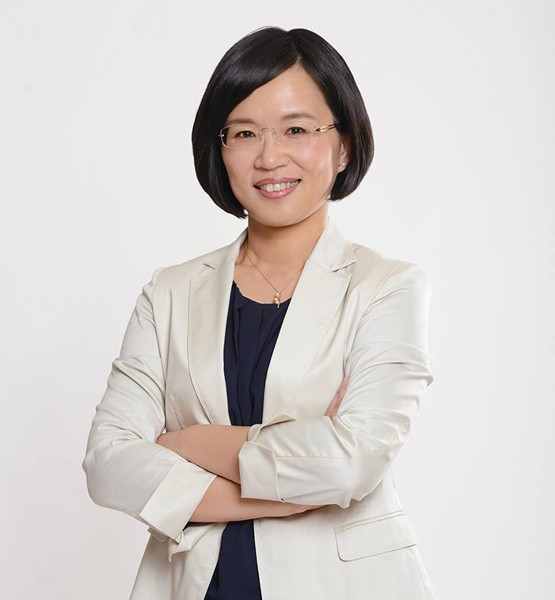 前民進黨主席蘇貞昌長女蘇巧慧昨日在臉書上表態參選立委。(翻攝臉書)