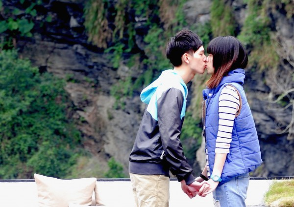 台灣人過情人節的慾望,僅次於印尼,位居全球第二名。台灣「暖男」大方送禮指數冠居全球,送禮金額平均破萬元。(資料照,記者游太郎攝)
