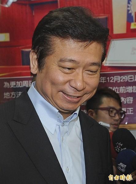 陸委會前副主委張顯耀涉國安洩密案,台北地檢署偵結不起訴處分,張顯耀感謝洗雪沉冤。(資料照,記者廖振輝攝)