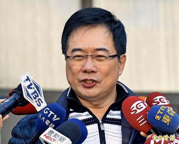 國民黨立委蔡正元。(資料照,記者陳志曲攝)