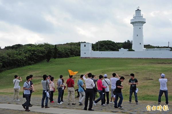 中國旅客來台。(資料照,記者蔡宗憲攝)