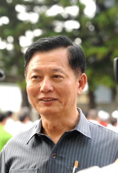 目前被挾持的是該監獄的典獄長陳世志。(資料照,記者張忠義攝)