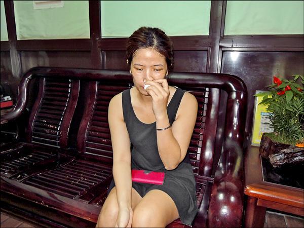 阮氏的13歲女兒,去年不幸車禍身亡,阮氏當時同意女兒器捐,總共救了7名病患。 (資料照)