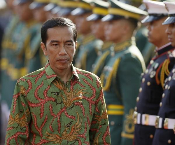 印尼總統佐科威(Joko Widodo)表示,為維護國家尊嚴,將停止輸出女傭。(美聯社資料照)