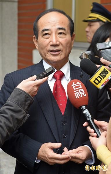 立法院長王金平。(資料照,記者簡榮豐攝)