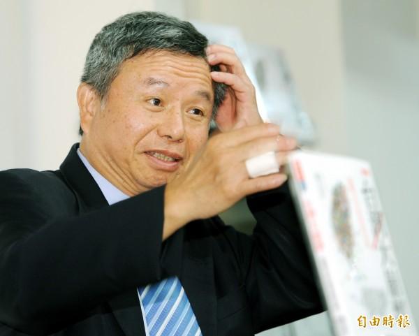 楊志良強調,若北市府下次有醫療衛生議題需要協助,他一定全力以赴。(資料照,記者方賓照攝)