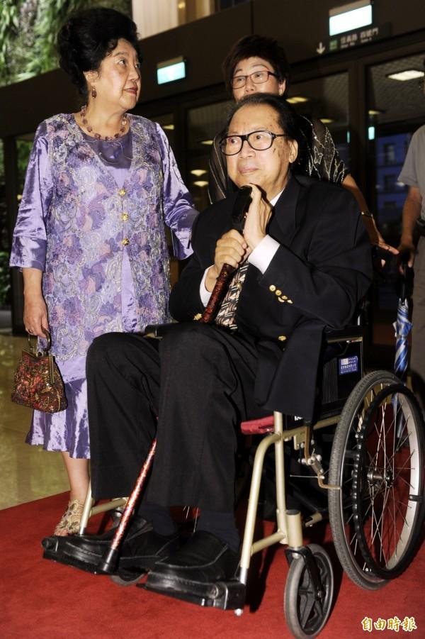 被譽為「台灣拉赫曼尼諾夫」的台灣音樂大師蕭泰然2月24日下午病逝於洛杉磯家中,享壽78歲。(資料照,記者趙世勳攝)
