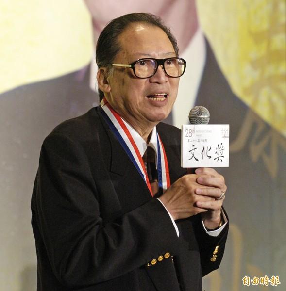 蕭泰然。(資料照,記者潘少棠攝)