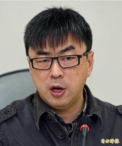 民進黨立委段宜康。(資料照,記者廖振輝攝)