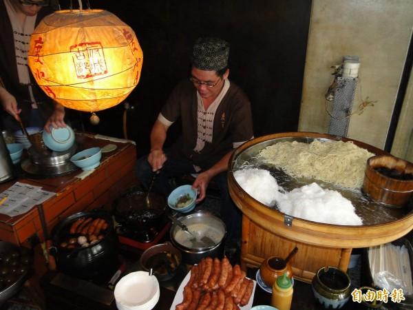 台南美食擔仔麵登上CNN推薦的19種必吃在地美食。(資料照,記者洪瑞琴攝)