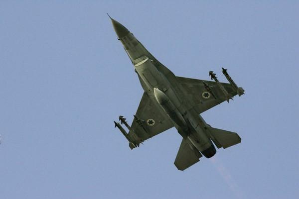 以色列戰機。(美聯社資料照)