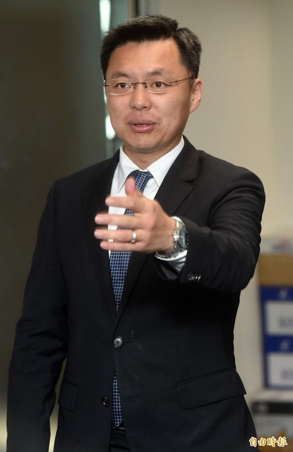 民進黨中國事務部主任趙天麟今天表示,兩岸關係維持和平穩定符合當前兩岸人民的期待,更是國際社會所樂見,兩岸任何一方都有責任維護台海的和平穩定。(資料照,記者簡榮豐攝)