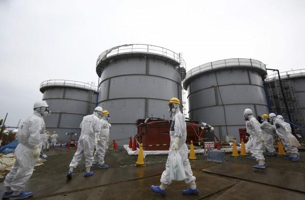 日本311大地震近4周年,仍有22.9萬民眾無法回到家鄉。圖為東電福島第一核電站。(資料照,路透)